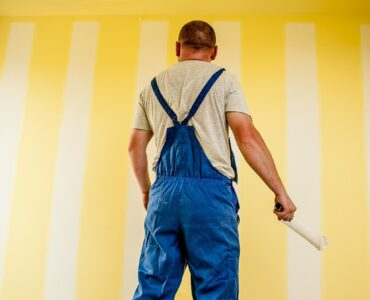 featured image - Professional Painting Services vs DIY Which Should You Choose