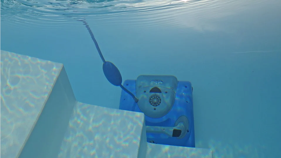 image - Robotic Pool Cleaners