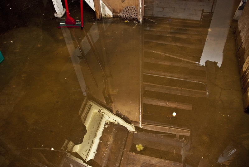 image - What to Do If You Have Water in the Basement After Rain or a Flood