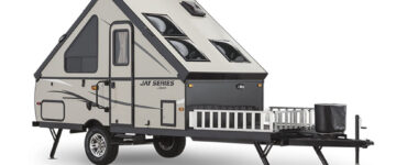 featured image - A Guide to A-Frame Trailers