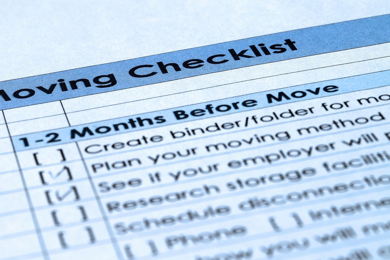 image - Your Cross-country Moving Checklist