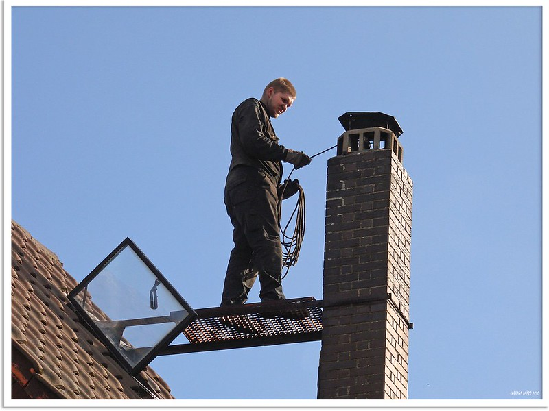 image - 4 Reasons You Should Leave Chimney Cleaning to the Experts