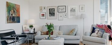 featured image - 5 Tips for Decorating Your Living Room