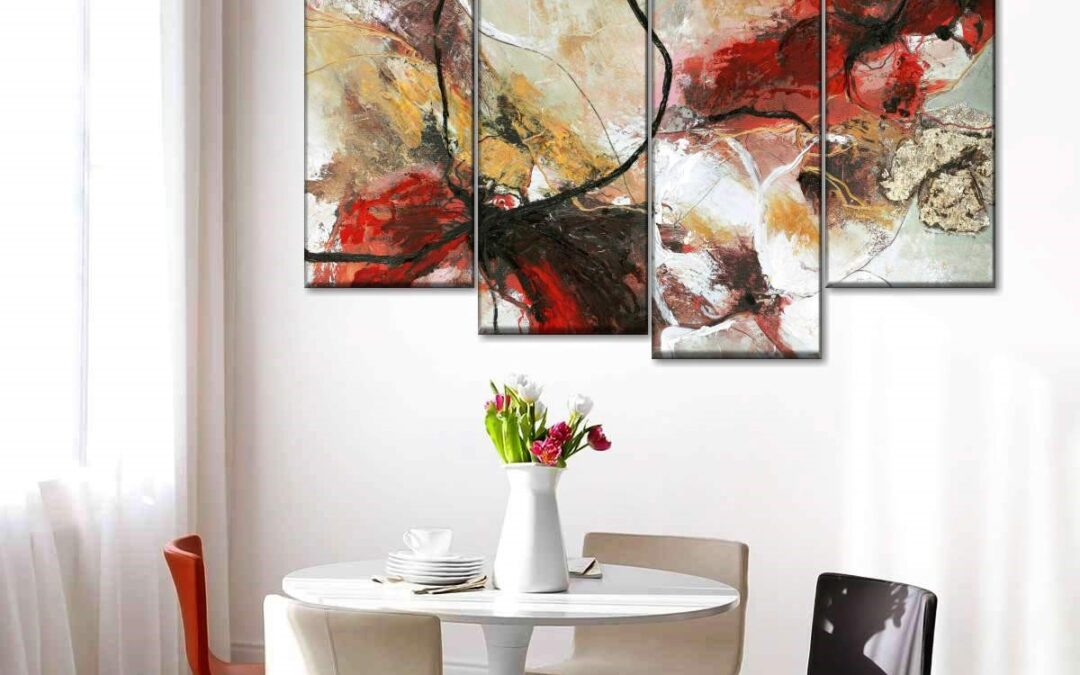 Give Your Home a Brand-New Look with Wall Art