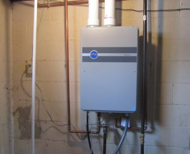 featured image - How Does a Tankless Water Heater Work