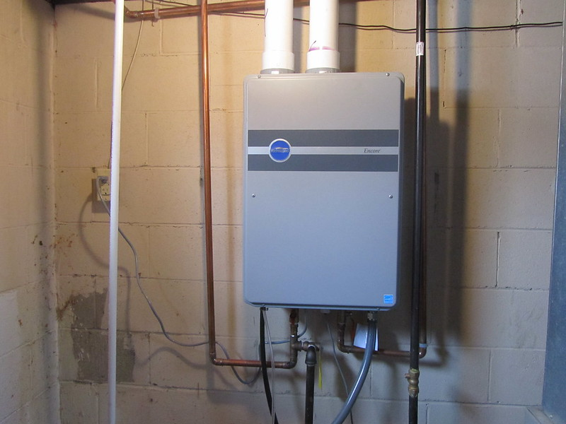 image - How Does a Tankless Water Heater Work