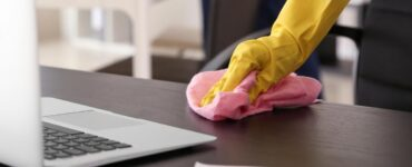 rfeatured image - How to Disinfect & Sanitize the Office During COVID-19