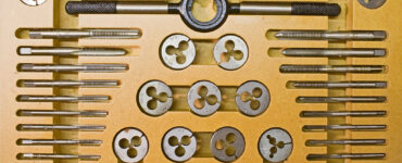 featured image - How to Use A Tap and Die Set