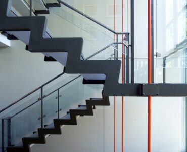 Featured image - Concrete Vs Steel Staircase in Asheville Nc- What Are the Differences