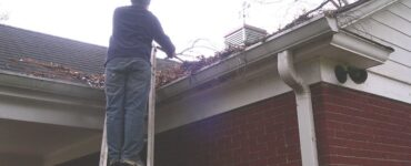 featured image - The Importance of Gutter and Roof Cleaning