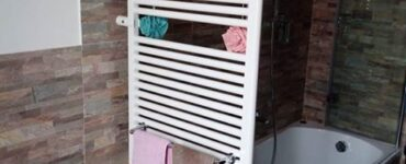 featured image - What Are Your Options for Beautiful Bathroom Towel Rails