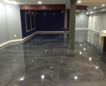 featured image - What Are the Benefits of Epoxy Floor