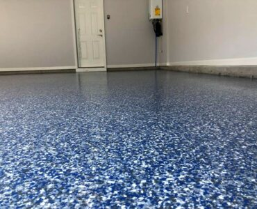 featured image - What Are the Benefits of Epoxy Garage Floor