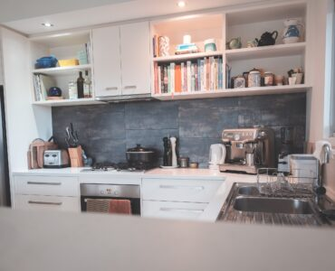 featured image - How to Clean Kitchen Cabinets | 9 Simple DIY Methods?