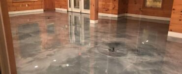 featured image - Top Tips to Get Creative with Epoxy Floor Coatings