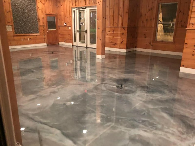 image - Top Tips to Get Creative with Epoxy Floor Coatings