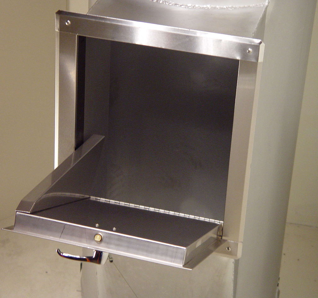 Here's Why a Trash Chute Is a Must for Your Home