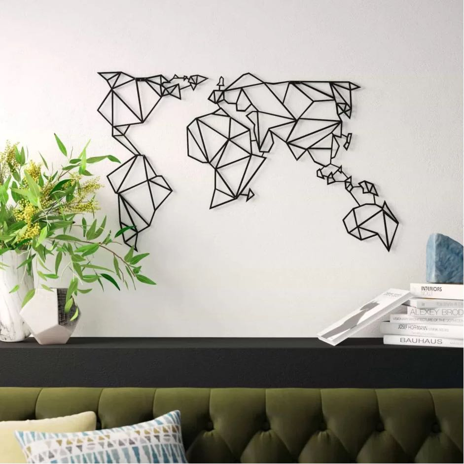image - 5 Compelling Reasons to Choose Custom Metal Wall Art for Your Home Decor