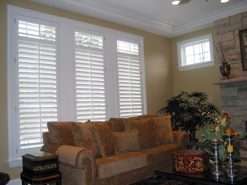 image - Plantation Shutters Adding Privacy and Character to Your Home