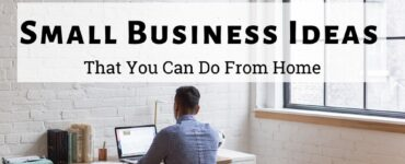 featured image - Profitable Home Business Ideas in A Post Pandemic World