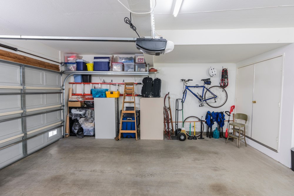 image - The Car Port Conversion: Turning Your Garage into Effective Storage Space