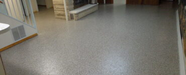 featured image - What Is the Cheapest Way to Level Concrete Floor?