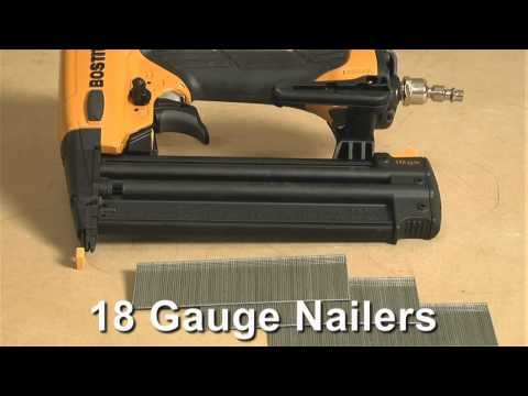 image - What is a Finish Nailer?