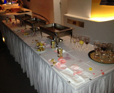 featured image - After Party Cleaning- Make Your Job Easier in Smart Ways