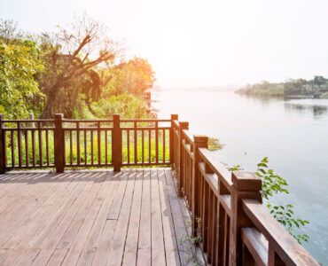 featured image - Are Railings Required on Decks?