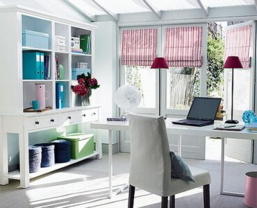 featured image - 9 Essential Tips for Your Home Office Design
