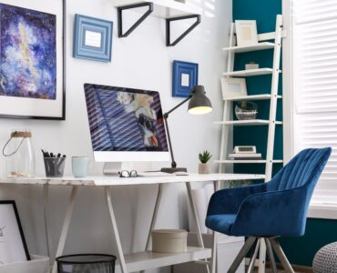 featured image - 3 Tips for Setting Up A Home Office