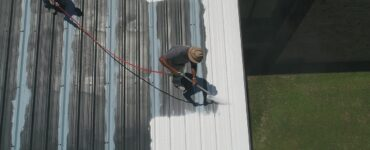 featured image - Why Silicone Roof Coating Is Cost-Effective Than Re-Roofing
