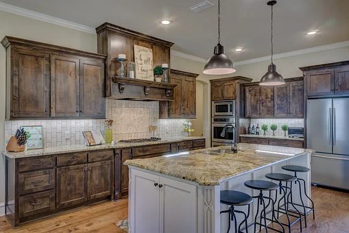 image - Choose the Wood-Stained Rustic Look