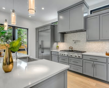 featured image - Top 4 Unique Ways to Choose Trending Kitchen Cabinets in 2021