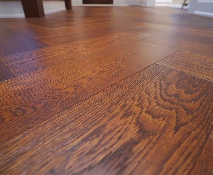 Top 5 Tips for Cleaning Wood Floors