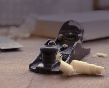 featured image - Top Five Must-have Tools for Your Woodworking Shop
