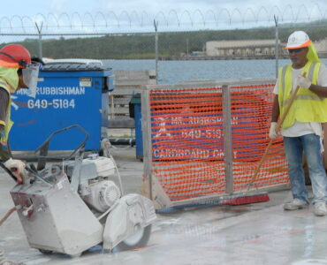 featured image - Types of Concrete Cutting Services Explained