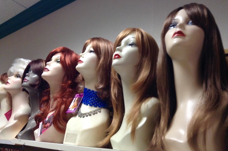 image - Available Cheap Human Hair Wigs on Beautyforever.com