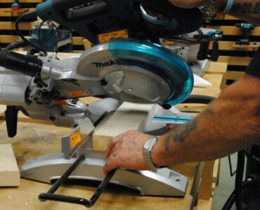 featured image - 10 Benefits of Having a Miter Saw in Woodworking Shop