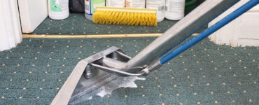 featured image - 5 DIY Carpet Cleaning Tips You Can Try at Home