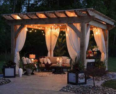 featured image - 5 Types of Gazebos for Summer