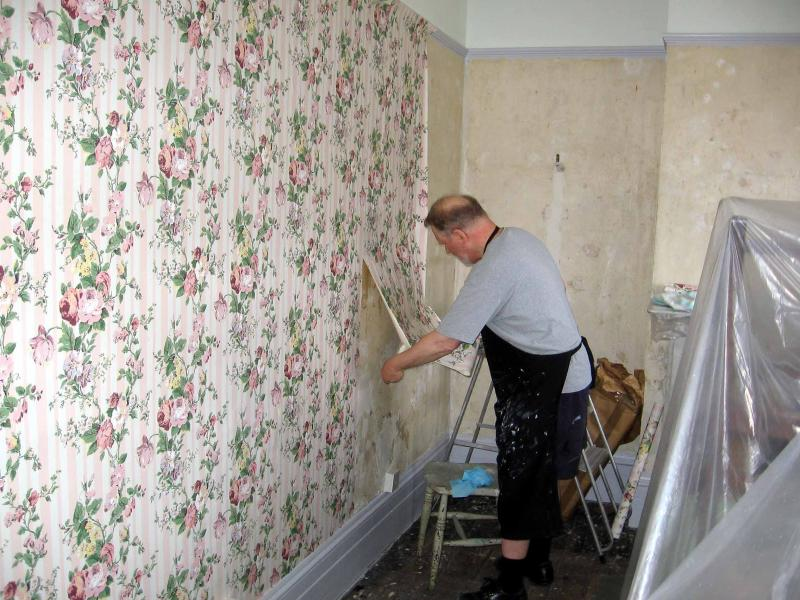 image - 7 Tips to Remove Your Wallpaper in New Haven