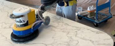 featured image - 8 Reasons to Hire Professional Experts for Marble Floor Polishing Services