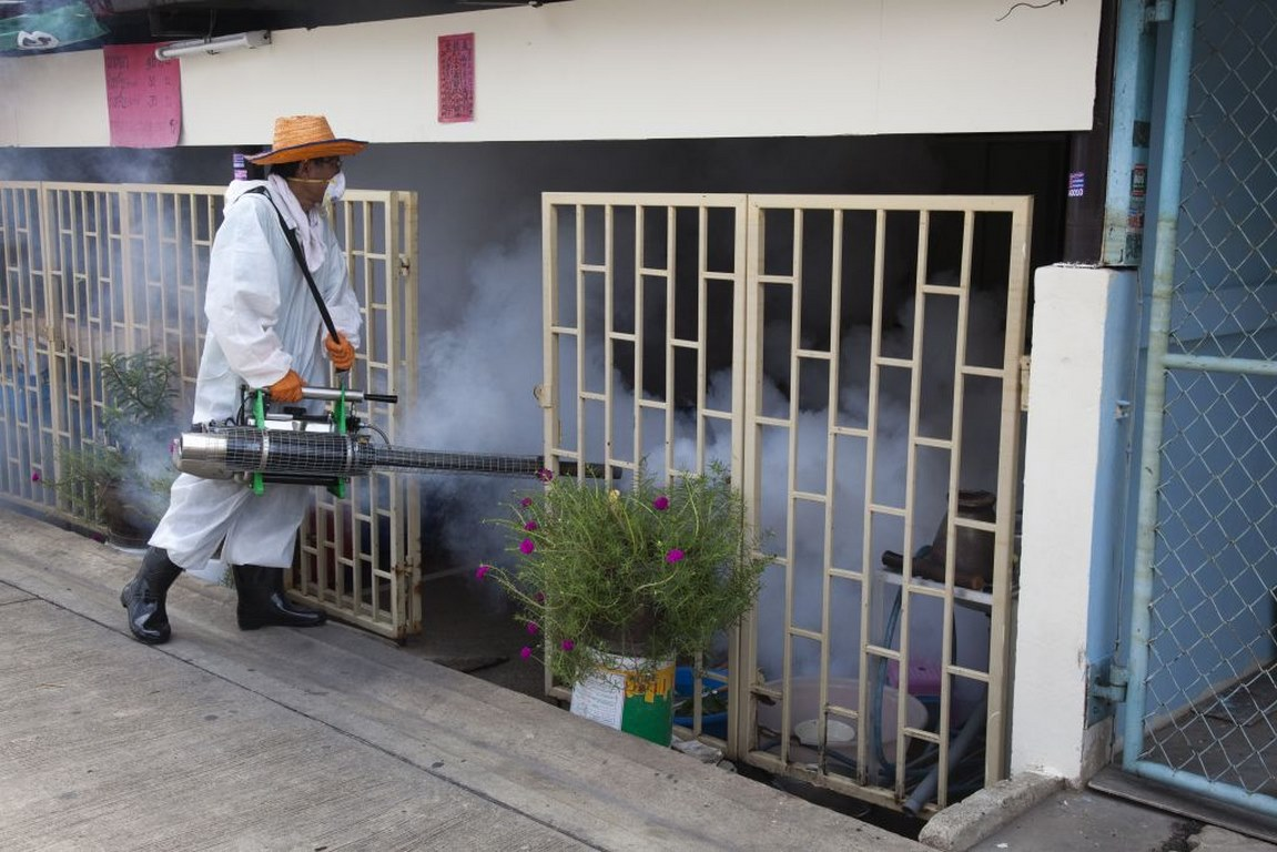 image - Can Spraying Help Control Mosquitoes?