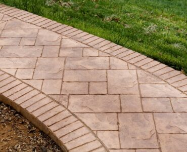 featured image - How Much Does Concrete Edging Cost?
