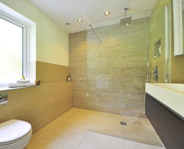featured image - DIY Shower Maintenance and Upgrade Tips While on a Budget