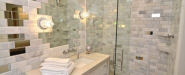 featured image - Desire a Classy Interior Design? Have a Mirror Wall Tiles Ideas?