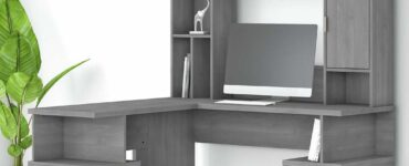 featured image - Finding the Perfect L Shaped Computer Desk For your Home Office