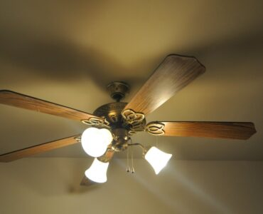 featured image - How to Choose a Ceiling Fan: 8 Basic Tips
