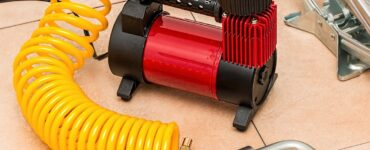 featured image - How to Find the Best Air Compressor for your Home Garage
